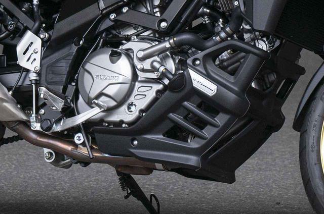 画像3: Vストローム650『XT』の装備が豪華すぎる!