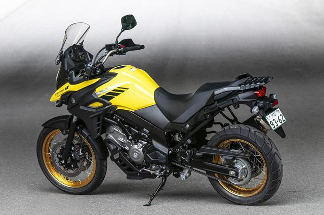 画像2: 何台もバイクを乗り継いだベテランライダーが好む至極の乗り味
