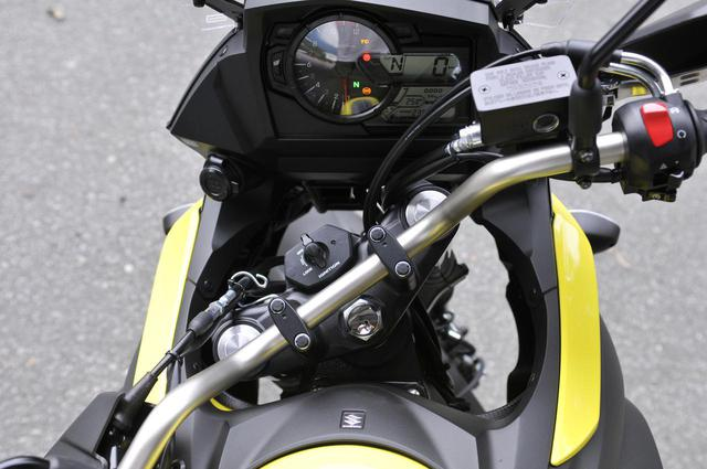画像4: Vストローム650XTは純正タイヤでオフロードを楽しめる?