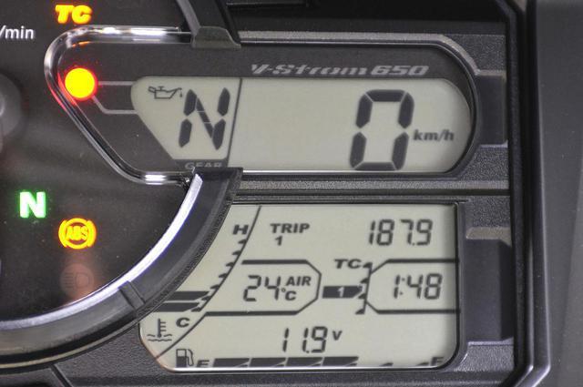 画像7: Vストローム650XTは純正タイヤでオフロードを楽しめる?