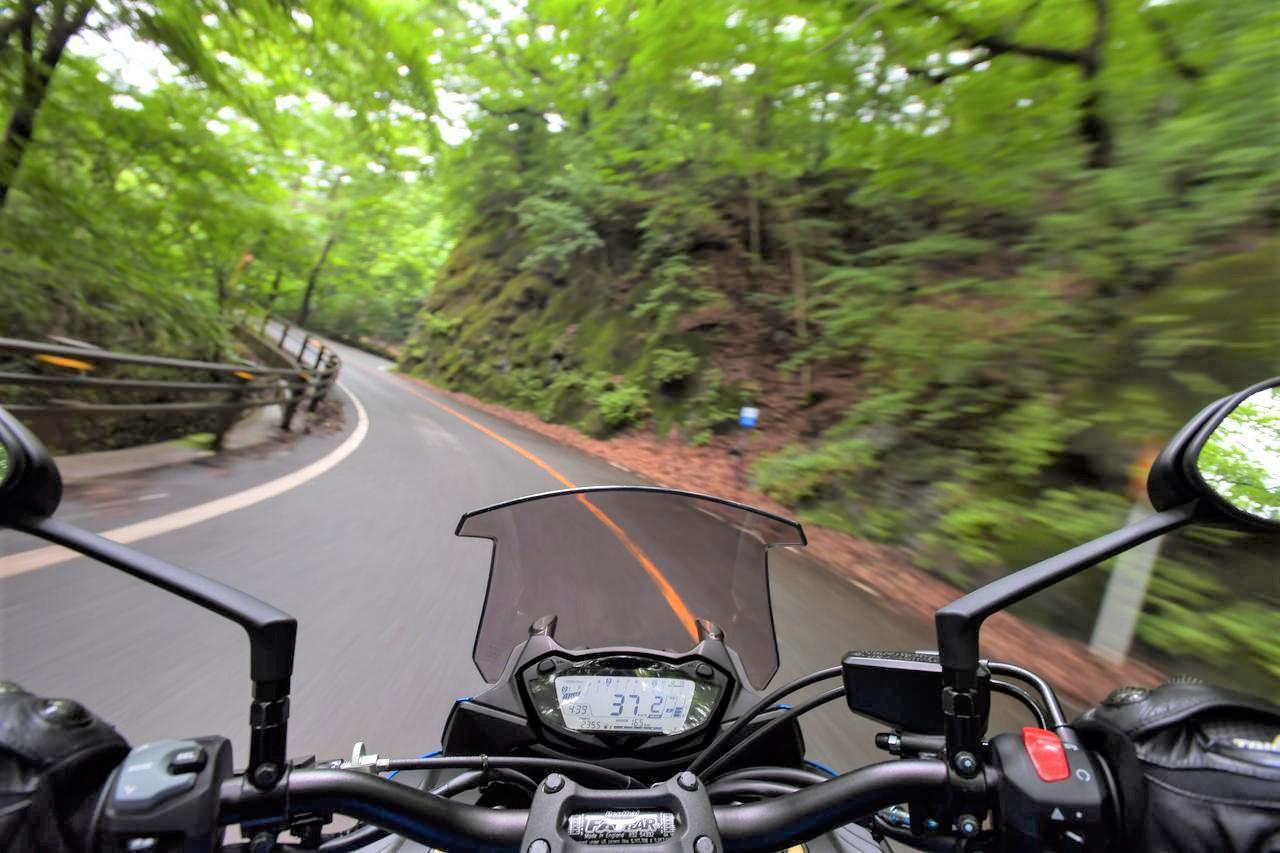 画像: 《秋ツーリングにおすすめ!》信州・群馬エリアの有名ワインディングロードを10連コンボ!スズキ『GSX-S1000F』で一気に走ってみた! - スズキのバイク!