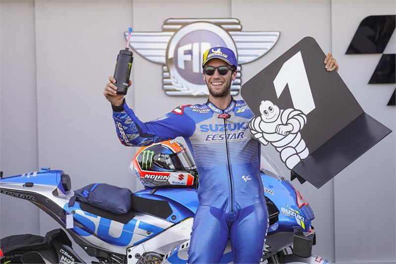 画像1: 【完・全・勝・利】スズキが圧倒的! MotoGP2020第11戦アラゴンGPでリンスが優勝! ジョアン・ミルはランキングトップへ!【100%スズキ贔屓で楽しむバイクレース⑧/MotoGP】
