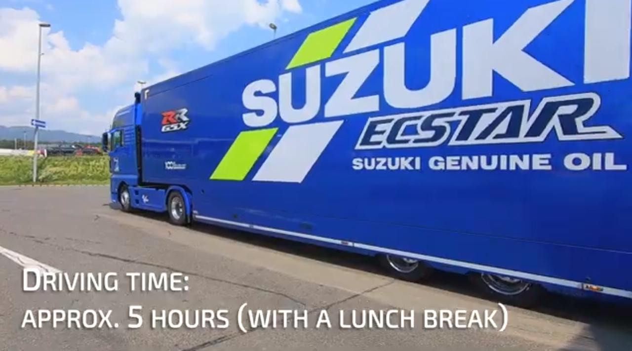 画像: 【動画】レースに興味がなくてもOK!MotoGP『チーム・スズキ・エクスター』ってやっぱりカッコいいのです! - スズキのバイク!