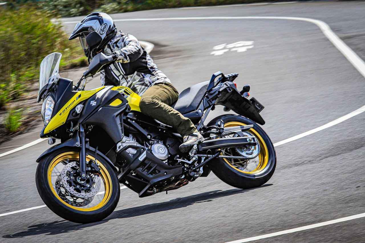 画像: バイクの楽しさに排気量なんて関係ない! スズキ『Vストローム650XT』のパーフェクトバランスにベタ惚れ - スズキのバイク!