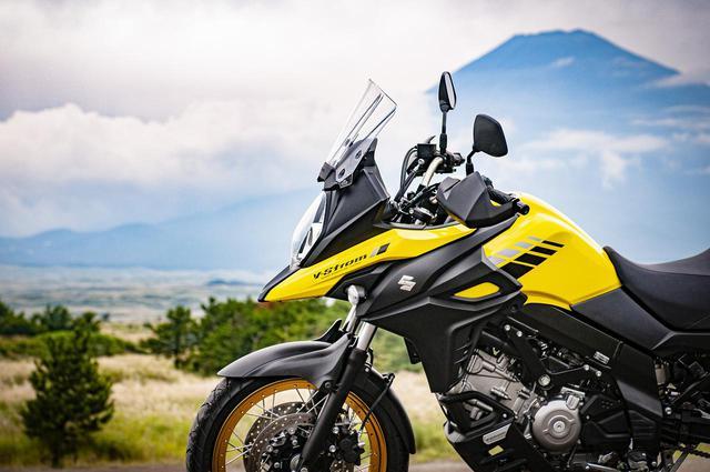 画像: バイクの是非を知るベテランライダー達が『Vストローム650』を絶賛するのは何故なのか? - スズキのバイク!