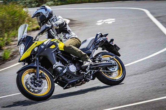 画像: バイクの楽しさに排気量なんて関係ない!スズキ『Vストローム650XT』のパーフェクトバランスにベタ惚れ - スズキのバイク!