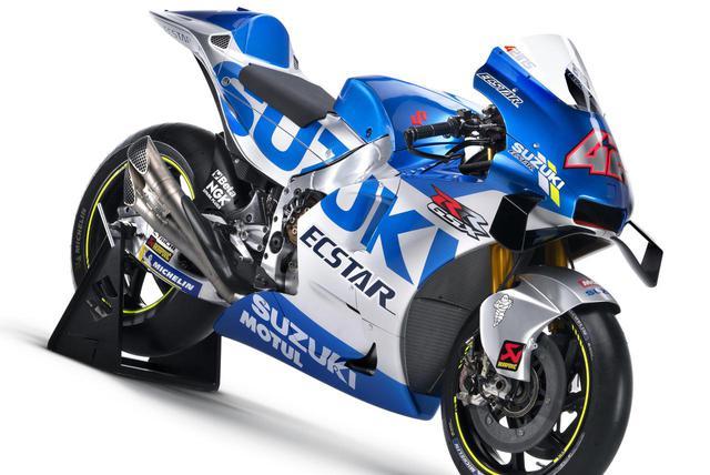 画像: MotoGPを走るチーム スズキ エクスターの『ECSTAR』って何のこと? - スズキのバイク!