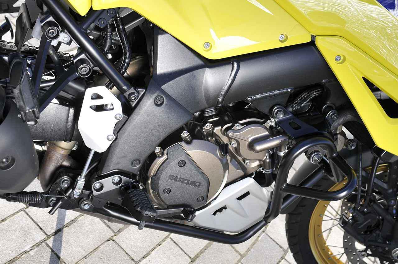 画像2: スズキのバイクには『強い車体』が標準装備されている