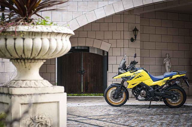 画像: 大型アドベンチャーバイクとして『Vストローム1050XT』は買いなのか?