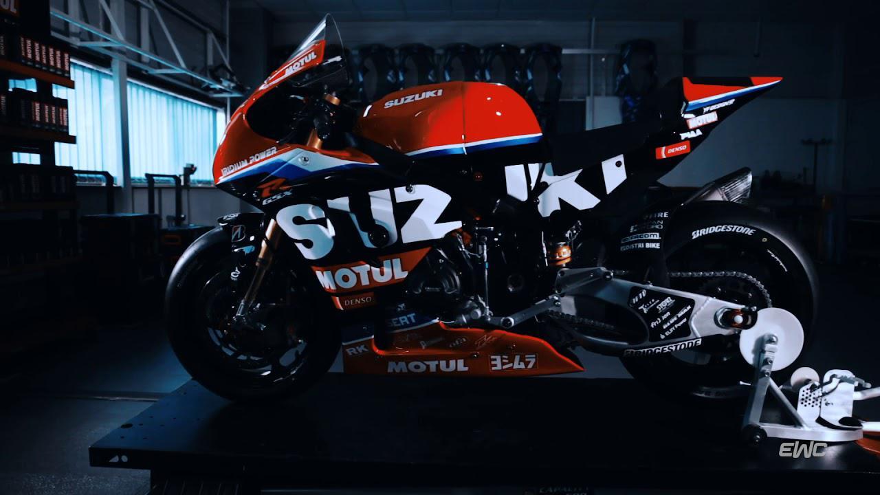 画像: Team #1 Yoshimura SERT Motul - Suzuki GSX-R1000R - Ready for FIM EWC 2021 www.youtube.com