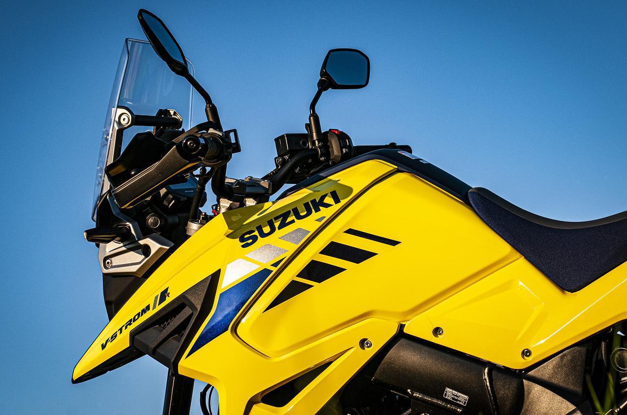 画像: Vストローム1050/XTはとても『スズキのバイク』らしいバイク