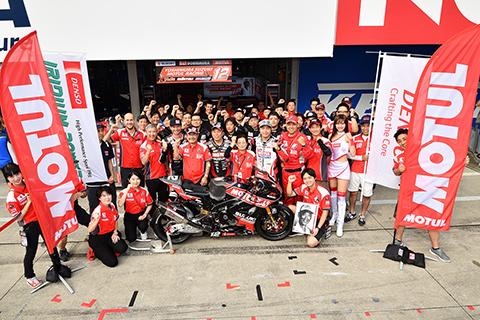 画像1: 【公式発表】耐久仕様のGSX-R1000Rは最高出力217馬力以上!?そして、スズキは『ヨシムラ』と組んで世界耐久選手権に2021シーズンはファクトリーチームとして参戦!