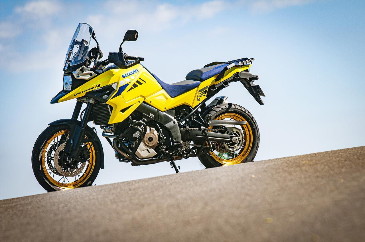 画像2: Vストローム1050/XTは速いけど、速さ自慢のバイクじゃない