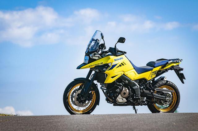 画像2: 本当に旅を愛するバイク乗りに『Vストローム1050』はおすすめしたい