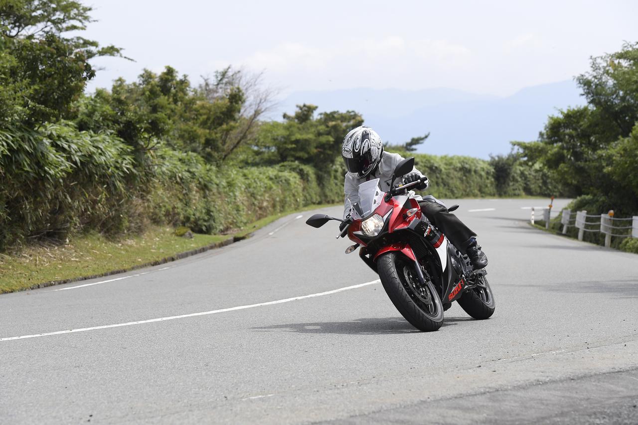 画像3: 【SUZUKI GSX250R乗りの幸せ⑦~⑨】数ある250ccのバイクの中からスズキ『GSX250R』を選んで正解!と思える⑨の理由