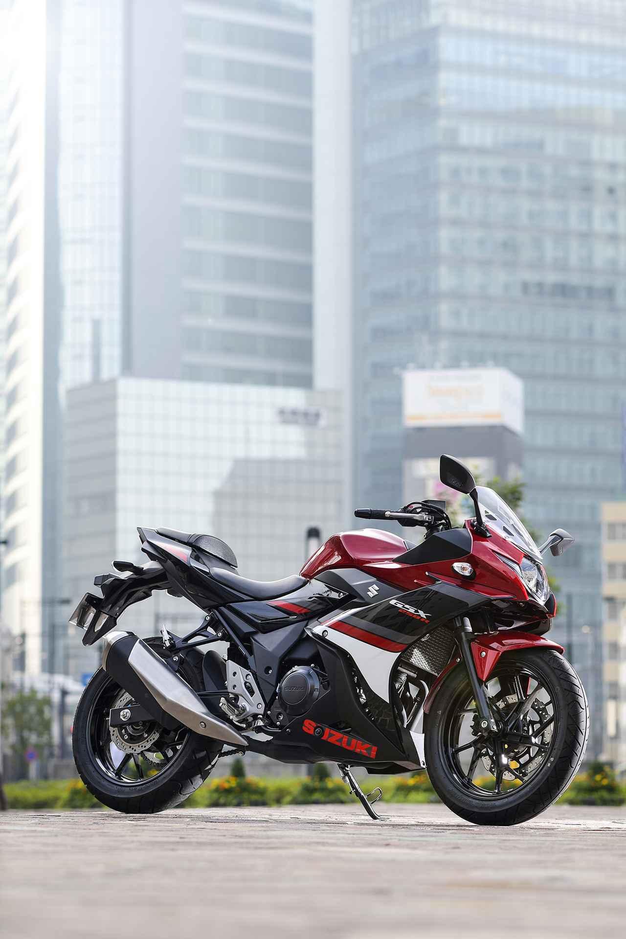 画像2: 【SUZUKI GSX250R乗りの幸せ①~③】数ある250ccのバイクの中からスズキ『GSX250R』を選んで正解!と思う⑨の理由