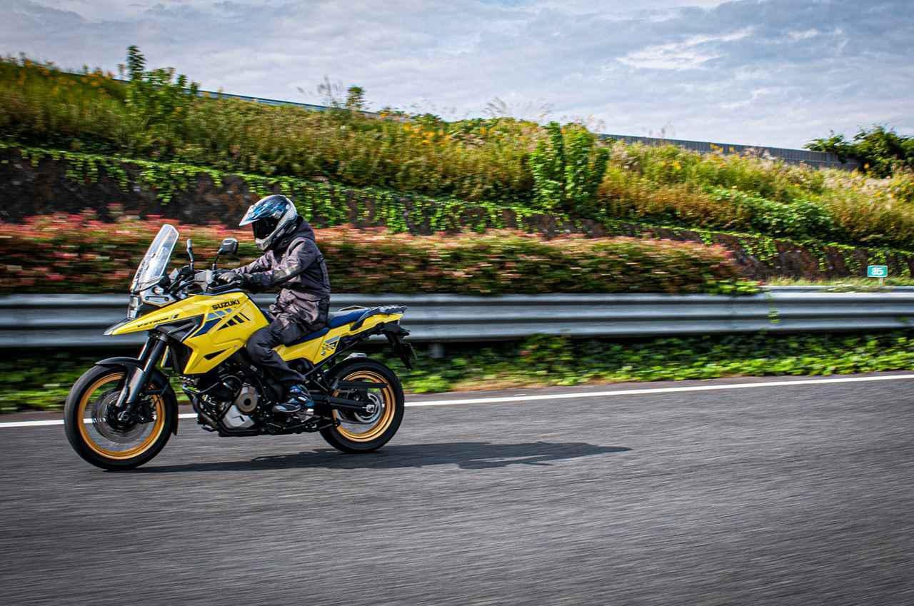画像: 呆れるほどに疲れない! Vストローム1050XTの走りを支えるのは『スズキのバイクらしさ』です - スズキのバイク!