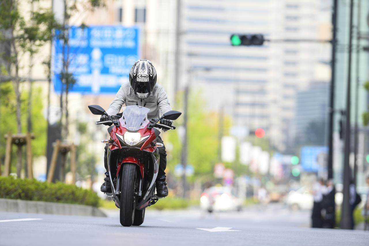 画像: GSX250R乗りの幸せ②/気軽さがハンパじゃない