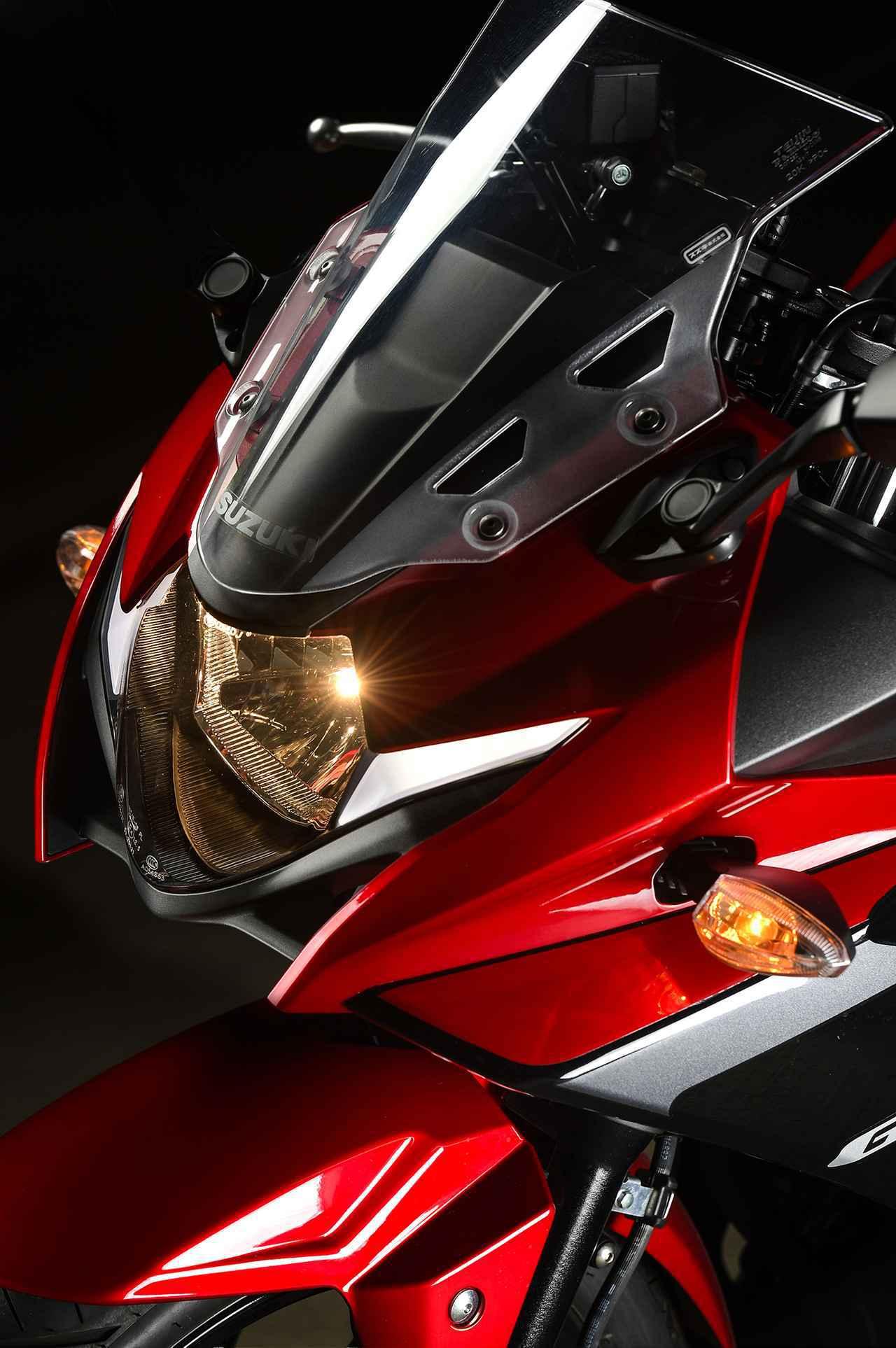 画像1: 【SUZUKI GSX250R乗りの幸せ①~③】数ある250ccのバイクの中からスズキ『GSX250R』を選んで正解!と思う⑨の理由