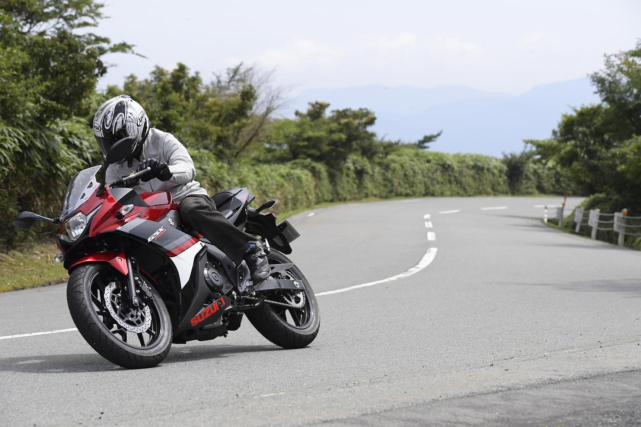 画像5: 【SUZUKI GSX250R乗りの幸せ⑦~⑨】数ある250ccのバイクの中からスズキ『GSX250R』を選んで正解!と思える⑨の理由