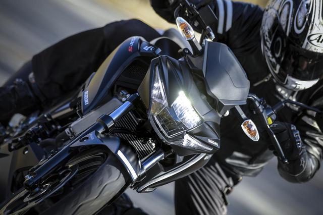画像: これが原付二種の125ccって冗談でしょ!? 『GSX-S125』にある6000・8000・10000の世界 - スズキのバイク!