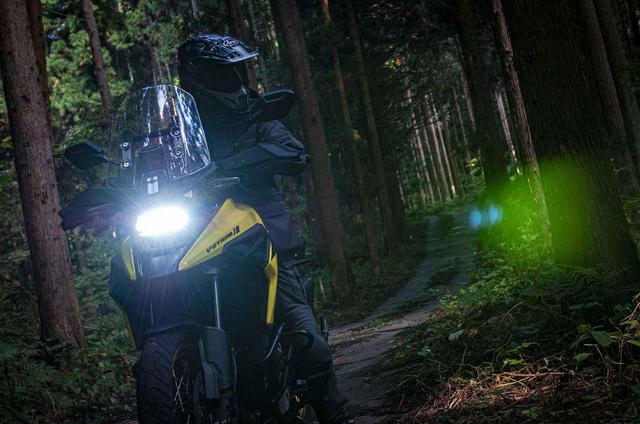 画像: スズキ『Vストローム1000』から『Vストローム1050』への進化で、いちばん変わったのは冒険バイクとしての性能かも? - スズキのバイク!
