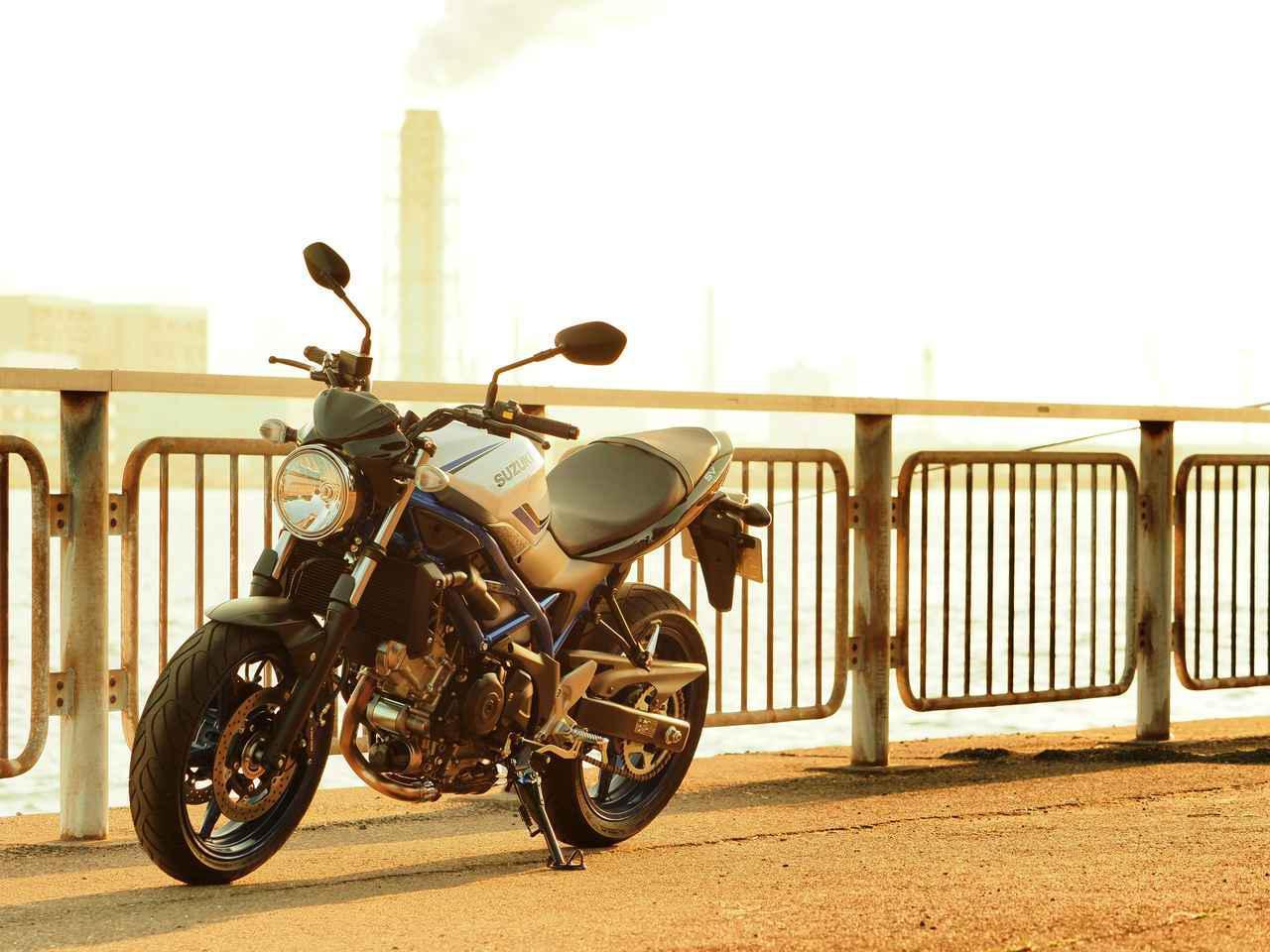 画像: 大型バイク免許があっても、あえて650ccを選ぶ。その理由はスズキ『SV650』に乗るとよくわかる! - スズキのバイク!
