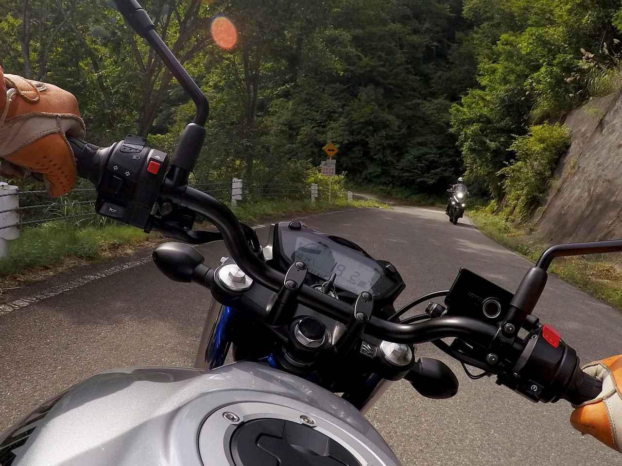 画像: あなたには行かないでほしい道『酷道352号線 樹海ライン』の真実【スズキSV650 酷道ツーリング紀行・後編】 - スズキのバイク!