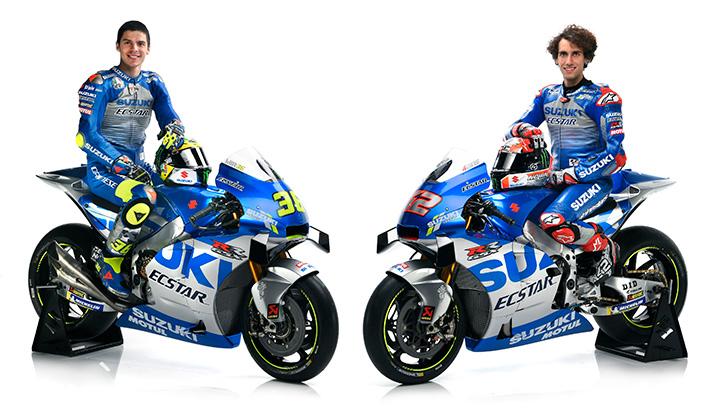 画像: スズキレーシングレポート MotoGP Team SUZUKI ECSTAR