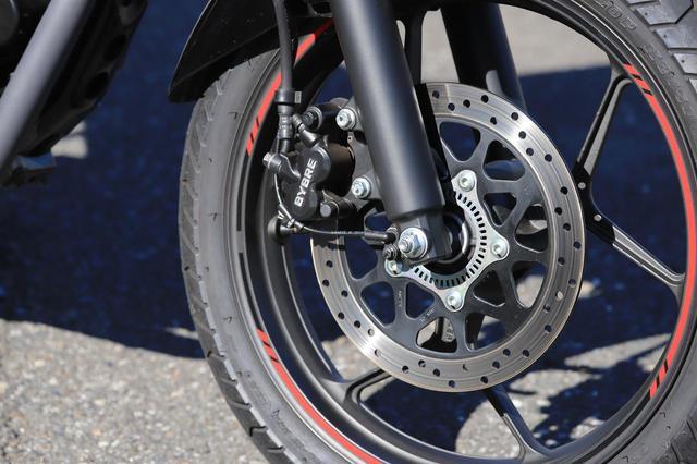 画像3: 150ccクラスの『マニュアルトランスミッション車』は国産バイクでジクサー150のみ