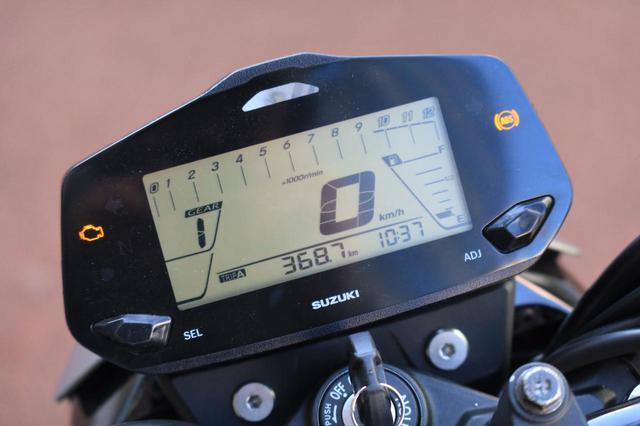 画像3: リアルなキャンプ旅でスズキ『ジクサー150』の燃費の底を探る!