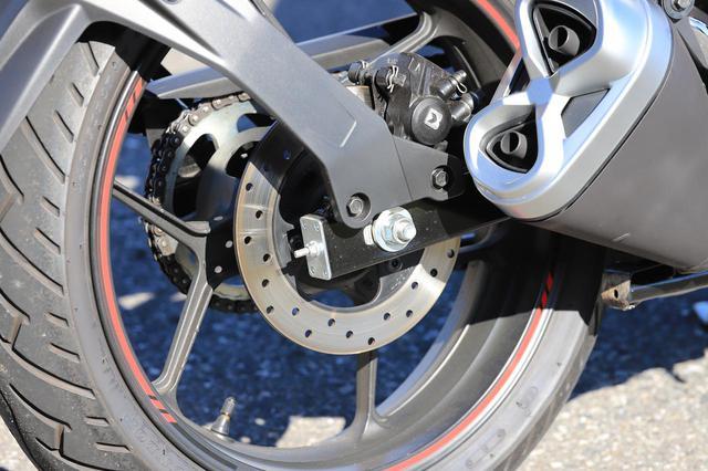 画像4: 150ccクラスの『マニュアルトランスミッション車』は国産バイクでジクサー150のみ