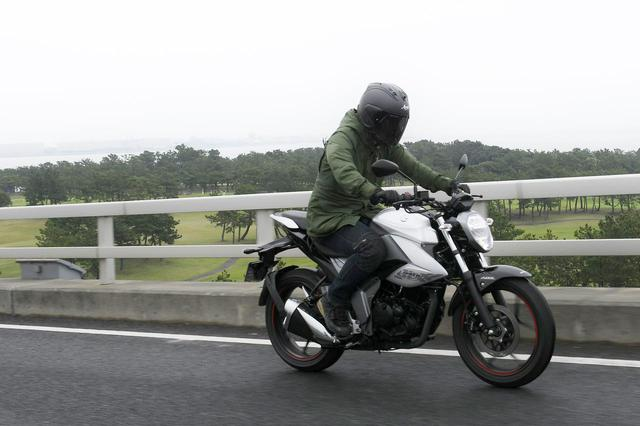画像2: 大荷物を積んで分かったスズキ『ジクサー150』のツーリングバイクとしての性能