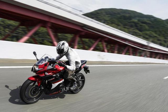 画像: 【スズキのGSX250R乗りの幸せ④~⑥】数ある250ccのバイクの中からスズキ『GSX250R』を選んで正解!と思える⑨の理由 - スズキのバイク!
