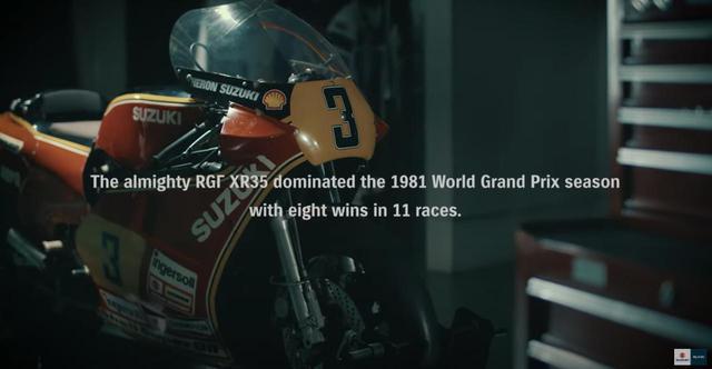 画像1: リビルドプロジェクトによって38年振りに蘇った『RGΓ』