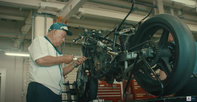 画像4: リビルドプロジェクトによって38年振りに蘇った『RGΓ』