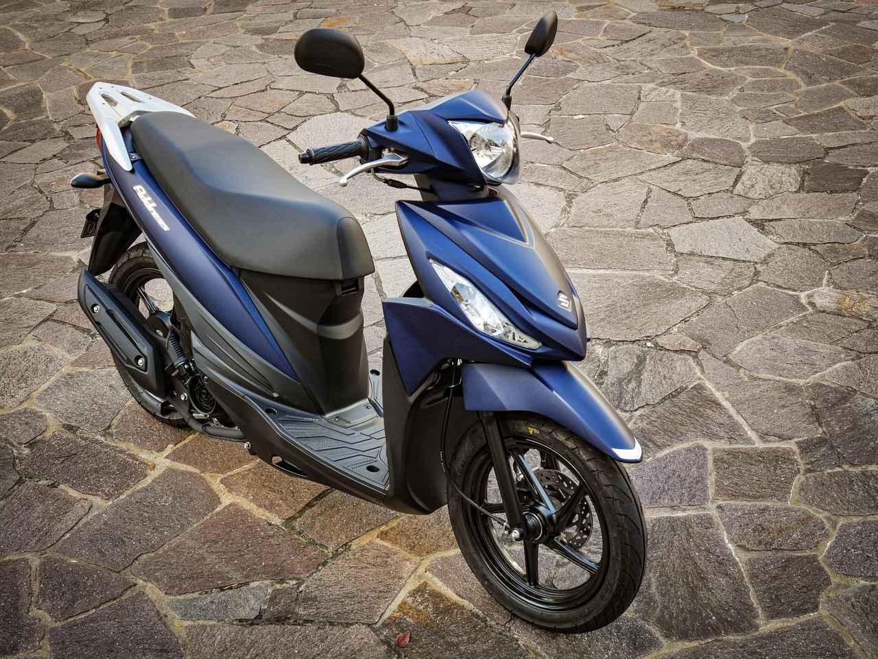 画像: 125ccじゃない? 110ccの原付二種スクーター『アドレス110』が存在する理由は?