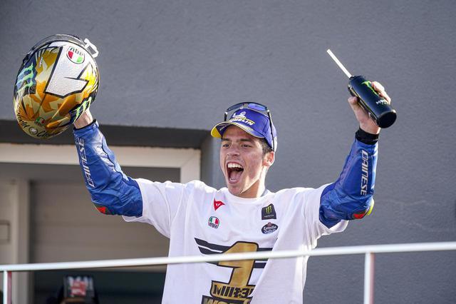 画像: 世界最高峰のレース『MotoGP』でスズキは2020ワールドチャンピオンを獲得!