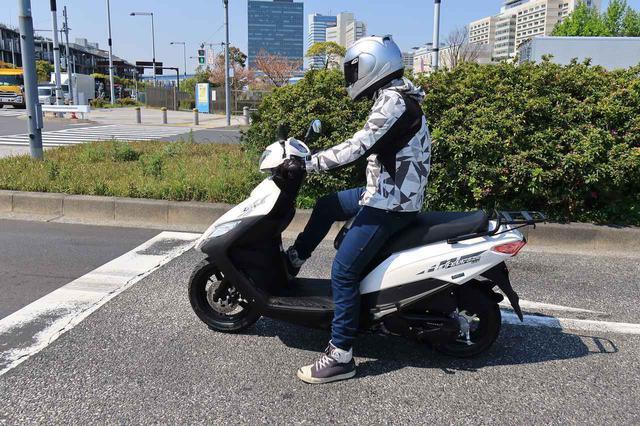 画像: 通勤快速のキャッチフレーズはダテじゃない! 日常的に使うと分かるスゴさって? - スズキのバイク!