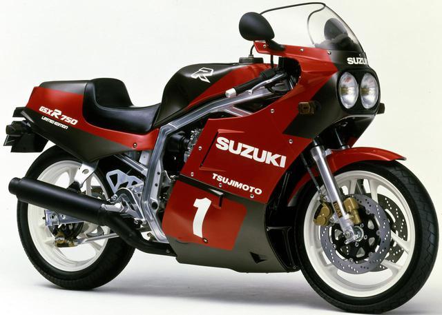 画像: 【新発売】見えないところもこだわって完全再現!スズキ『GSX-R750R』ヨシムラカラーの1/12スケールキットがカッコ良すぎるっ!