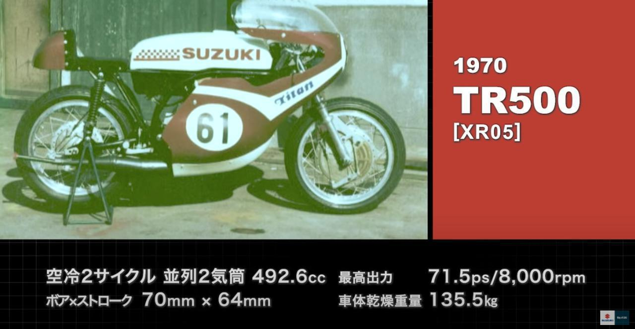画像2: スズキが「ロードレース世界選手権」の連覇に挑んだ輝かしい軌跡