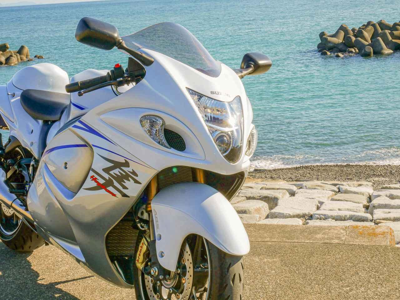 画像: 初めてのスポーツバイク『隼』は、初めての前傾姿勢の愛車でした