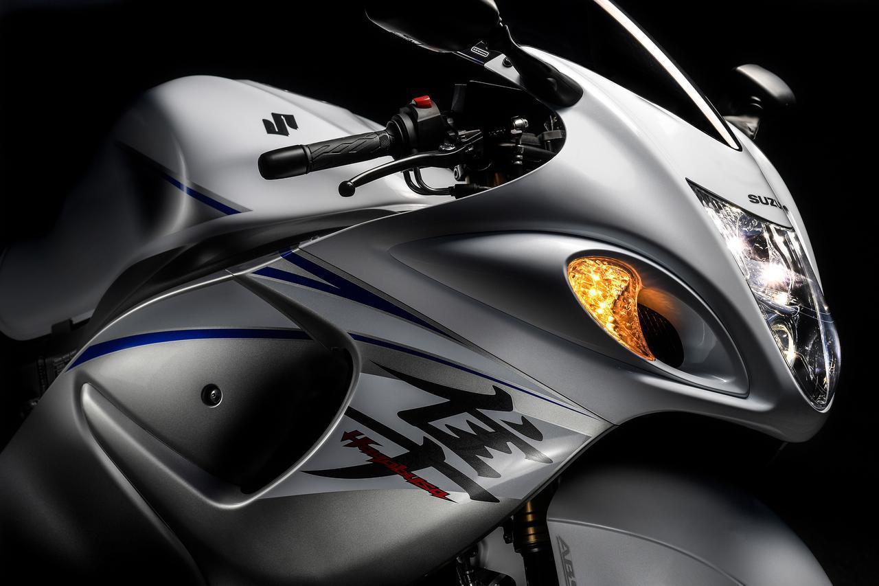 画像: 隼様のヘッドライトLEDカスタムは「安定感」が決め手!- スズキのバイク!