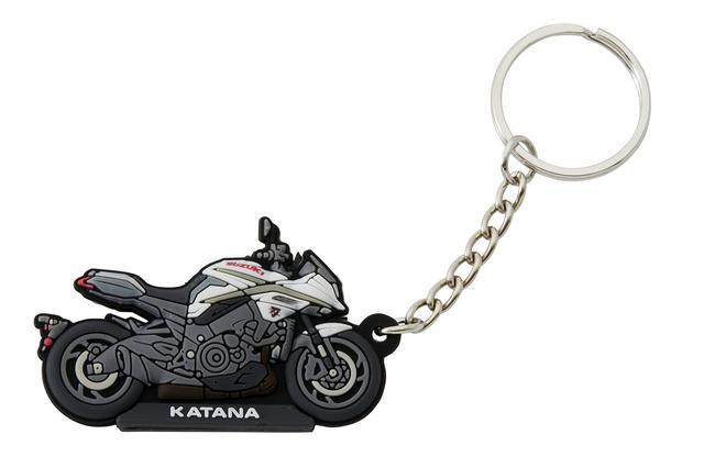 画像4: 新旧カタナのオリジナルグッズが勢揃い!『刀』と『KATANA』あなたはどっち?【寝ても覚めてもスズキのバイク!/KATANA 編】