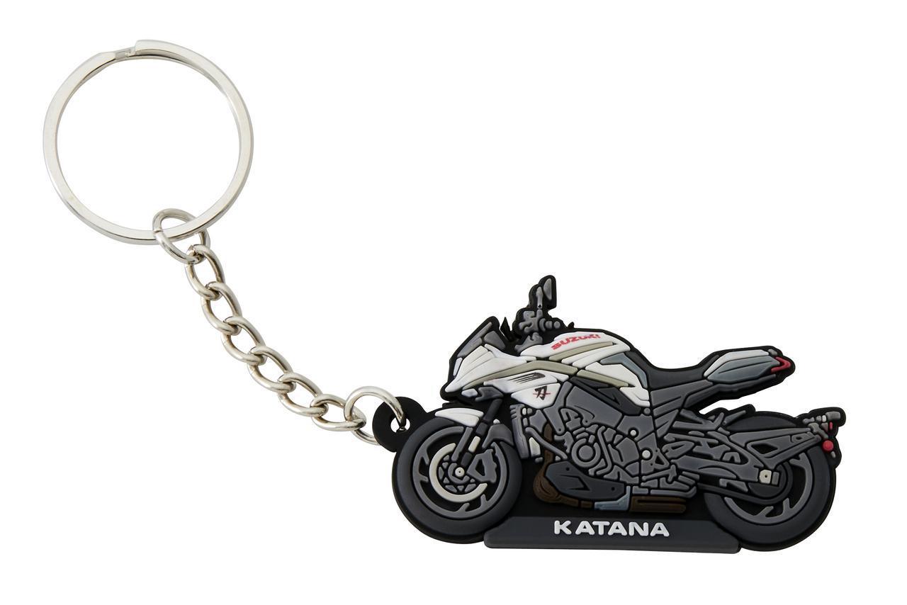 画像3: 新旧カタナのオリジナルグッズが勢揃い!『刀』と『KATANA』あなたはどっち?【寝ても覚めてもスズキのバイク!/KATANA 編】