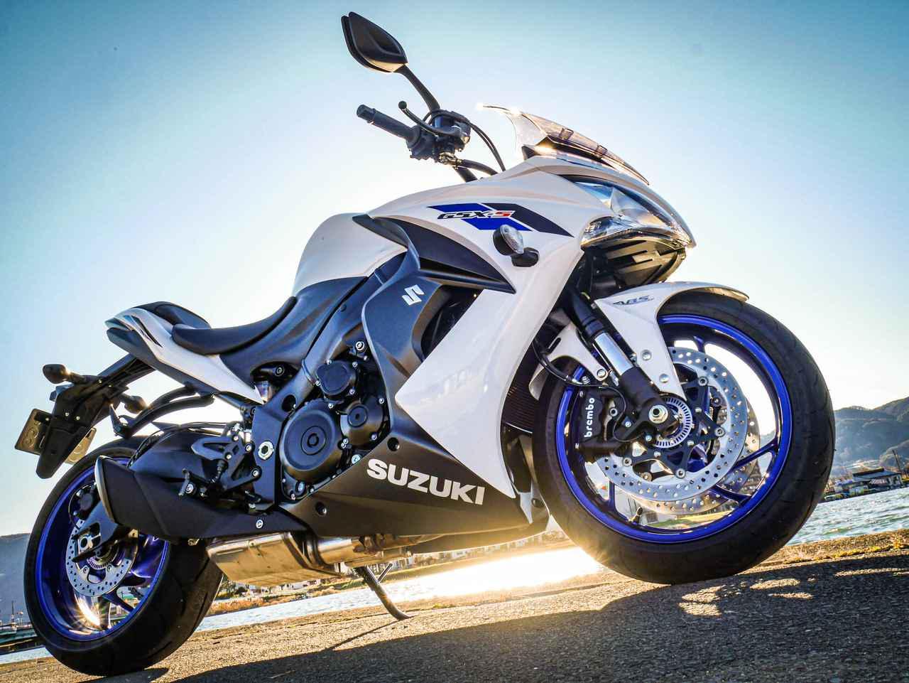 画像3: GSX-S1000Fって、実は国産大型バイクで唯一の存在