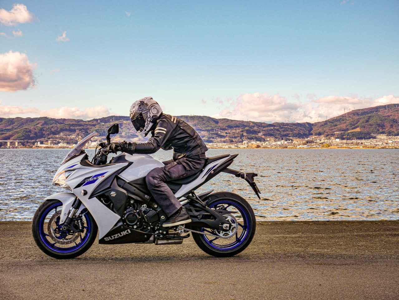 画像2: GSX-S1000Fって、実は国産大型バイクで唯一の存在