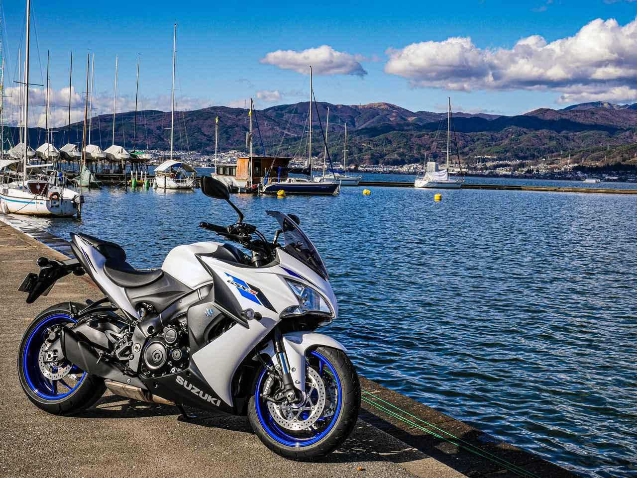 画像1: GSX-S1000Fって、実は国産大型バイクで唯一の存在