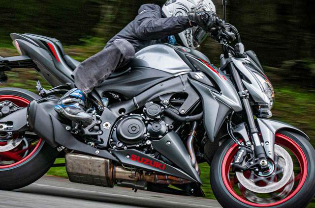 画像: 【関連記事】148馬力を身近にしてくれた大型バイク。スズキの『GSX-S1000』には感謝するしかない! - スズキのバイク!