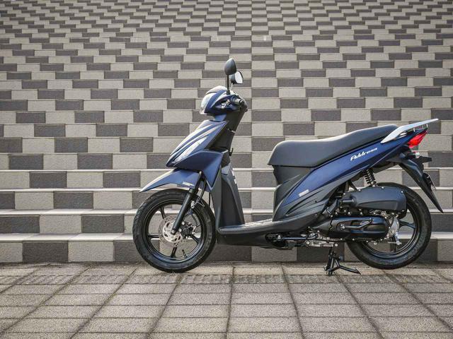 画像: 軽快だけど優しい!原付二種スクーター『アドレス110』のハンドリングがあなどれない - スズキのバイク!